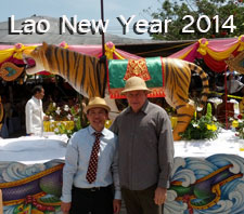 2014 Lao New Year